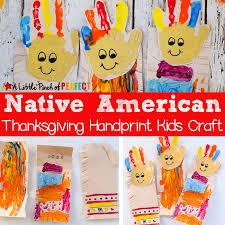 american thanksgiving handprint craft