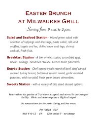 menu for brunch news milwaukee grill restaurant in janesville wi