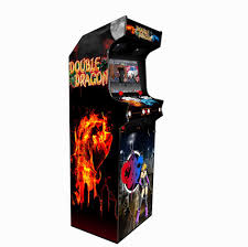 classic arcade cabinet u2013 double dragon u2013 my arcade machine