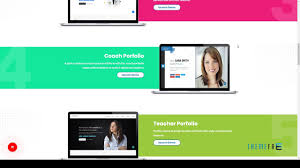 bio cv resume html template in bootstrap 4 free template