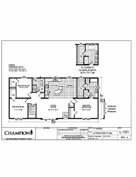 Floor Plans For Trailer Homes Avalanche Manufactured Homes Floor Plans 20th Century Homes