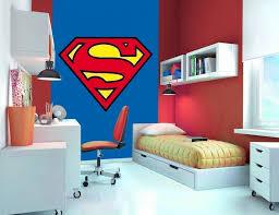 superman logo wall deco wallpaper mural