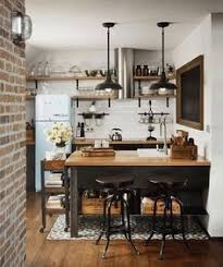 small rustic kitchen ideas best 25 small rustic kitchens ideas on open shelving