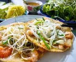 cuisine vietnamienne facile crêpes vietnamiennes recette de crêpes vietnamiennes marmiton