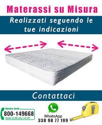 materasso standard misure materasso standard materasso singolo a molle ortopedico