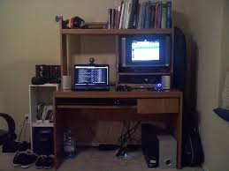Laptop Desk Setup Laptop Desk Setup Post Your Desksetup Interiorvues