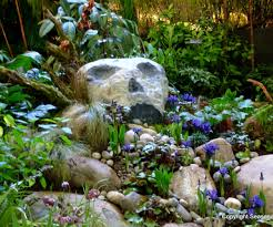 pristine small front yard photo how to create rock garden ideas