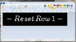 replacing one color with another in ms paint short method mp4