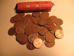 What Is A 1943 Copper Wheat Penny Worth by Amazon Com Wheat Penny Roll 50 Coins Mixed Years U0026 Mints