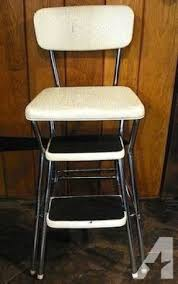 Library Step Stool Chair Combo Padded Step Stools Foter