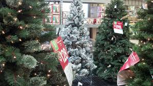 christmas foot christmas tree blue ft clearance kirkland pre lit