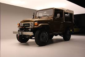 classic land cruiser inside the fj company classic cruisers restored with love