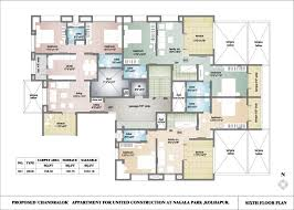 apartment design plans floor plan modern apartment building plans ground floor plan first floor plan