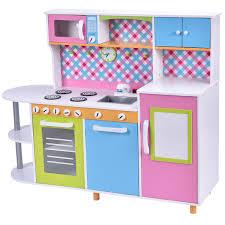 Kids Kitchen Furniture by Kids Toddler Cooking Pretend Play Toy Kitchen Set Toy Kitchens