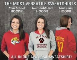 home reversible sweatshirts