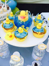 Rubber Ducky Baby Shower Centerpieces by 53 Best Baby Shower Rubber Ducky Aquatic Theme Images On Pinterest