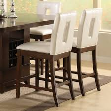 countertop stools kitchen dining room outstanding sedona counter stools height in brown