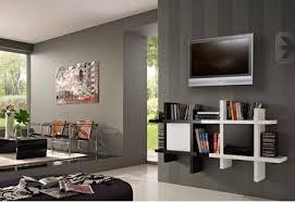 mensole sotto tv libreria design orizzontale bianco e nero lucidi 2 cubi con anta