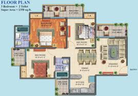 Home Floor Plans 5000 Square Feet Maxblis White House Ii In Sector 75 Noida Price Location Map