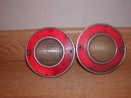 1979 corvette tail lights 1975 1979 corvette rear tail light pair oem gm parts reverse lenses