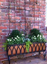 autumn box and trellis window box contest