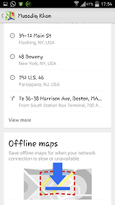 Google Maps Boston Ma how to download offline google maps u2013 smartphonetechie
