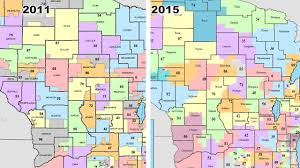 Wisconsin Assembly District Map plaintiffs state attorneys have 45 days to submit ideas after
