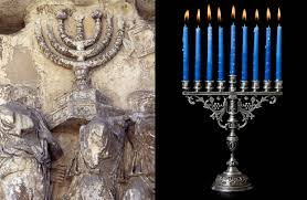 radio hanukkah why does the hanukkah menorah nine branches wsj