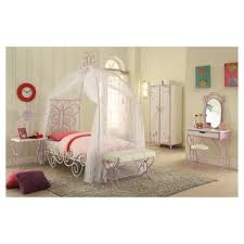 Pink Canopy Bed Girls Bed Canopy Target