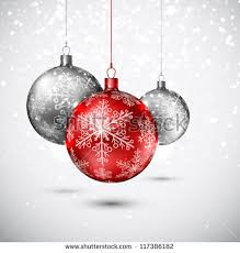 christmas balls background christmas balls eps 10 stock vector 117386182