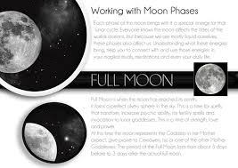 moon cycles meanings kuna psychic medium
