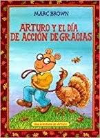 arthur s thanksgiving arthur adventure series by marc brown