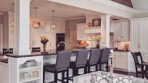 living room horrifying modern living room and kitchen in open