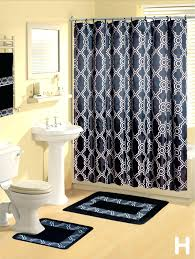 Shower Curtain Bathroom Sets Bathroom Sets Accessories Target Cheap With Shower Curtain And