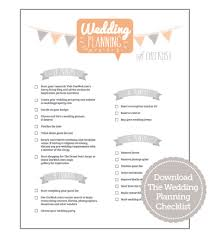 wedding checklist and planner wedding planning checklist and timeline