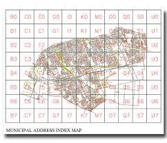 canada post fsa map maps