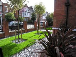 small front garden design with gravel garden inspirations