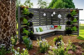 diy pergola with modern design without roof covered style and wall