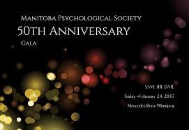 mps 50th anniversary gala manitoba psychological society