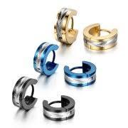 starter earrings for guys men s earrings walmart
