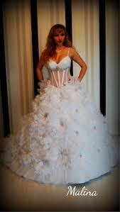 brautkleider mit corsage 33 best luxus brautkleider angely images on