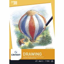 drawing pad canson