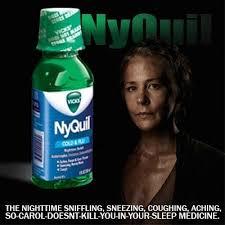 Walking Dead Carol Meme - don t cough change walking dead and dead memes