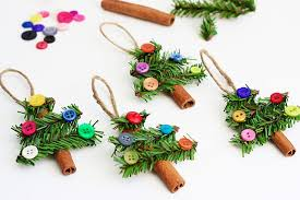 a crafty side make and sell decorations for the holidays