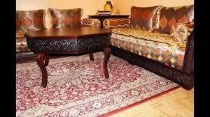 canapé marocain occasion salon marocain moderne prix idées décoration intérieure farik us
