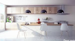 modern oak kitchen design modern wood kitchen home design norma budden