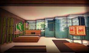 Minecraft Interior Design Bedroom Modern Bedroom In City Minecraft Interior Design Pinterest Jpg