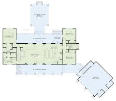 Dual Master Suite Home Plans by 1402 Angler U0027s Lodge House Plans By Nelson Design Group