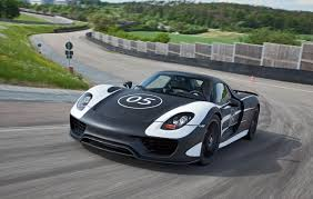 porsche 918 racing porsche 918 spyder hybrid the superslice