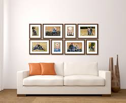 Why You Need To Display Family Photographs In Your Home North - Family room photo gallery